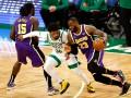 НБА: Лейкерс обыграл Бостон, Детройт с Михайлюком проиграл Голден Стэйт