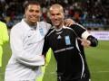 Друзья Роналдо обыграли друзей Зидана в благотворительном матче