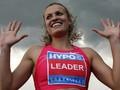 Добрынская - серебряный призер ЧМ по легкой атлетике