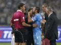 Игроков и тренера Наполи наказали за поведение во время матча за Суперкубок Италии с Ювентусом