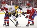 НХЛ: Вашингтон проиграл Питтсбургу, Колорадо обыграл Монреаль