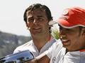 Cпонсоры де ла Росы не перечислили деньги Sauber