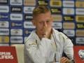 Зинченко: Хорошо, что такой провал произошел сейчас, а не на чемпионате Европы