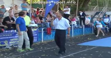 Ветка убила президента областной Федерации триатлона