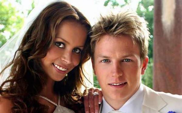 Такими счастливыми Кими и Дженни были во время свадьбы в 2004 году