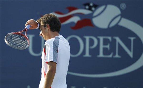 Сергей Стаховский уступил Станисласу Вавринке и покидает US Open 2012