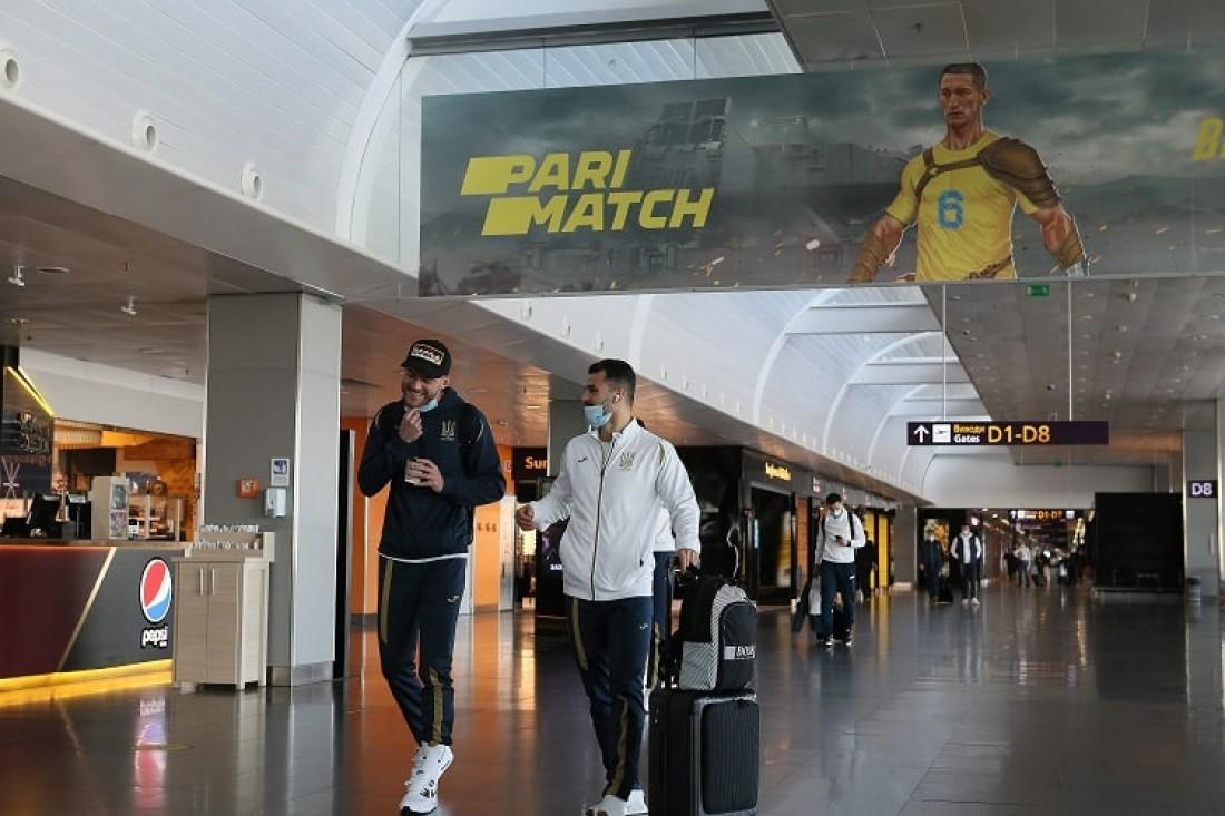 25 игроков сборной отправились в Польшу