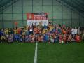 Шахтер провел детский футбольный турнир в Харькове