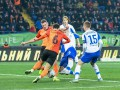 Динамо может понести наказание за поведение фанатов в матче с Шахтером