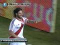 Красивый гол пяткой в чемпионате Аргентины