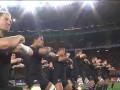 Чемпионская хака. Танец новозеландцев перед финалом Кубка мира