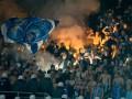Фанаты Зенита напали на болельщиков Аустрии во время матча  (ВИДЕО, ФОТО)