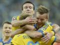 Сборная Украины одержала победу в тяжелом матче с Македонией