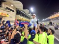Гасли признан лучшим гонщиком Гран-при Бахрейна