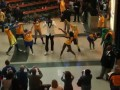 Центровой Индианы принял участие в флешмобе