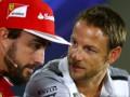 Фернандо Алонсо и Дженсон Баттон будут выступать за McLaren в 2015 году
