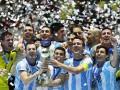 Сборная Аргентины выиграла ЧМ-2016 по футзалу, обыграв в финале Россию