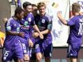 Андерлехт в одиннадцатый раз выиграл Суперкубок Бельгии (ВИДЕО)