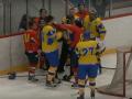 Украинские и румынские хоккеисты подрались на Еврочеллендже