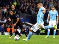 Незабитый пенальти Серхио Агуэро в матче Манчестер Сити - ПСЖ