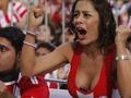 Фотогалерея: Невнятные Чемпионы. Италия спасает матч с Парагваем