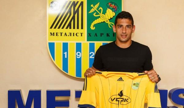 Диего Соуза подписал контракт с Металлистом на 4 года