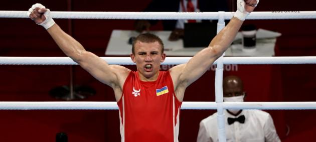 Александр Хижняк - в финале Олимпийских игр