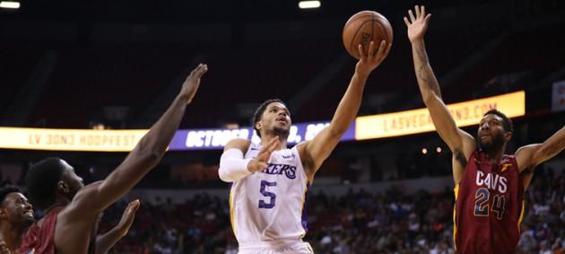 Летняя лига НБА: Лейкерс обыграли Кавальерс, Портленд одолел Мемфис