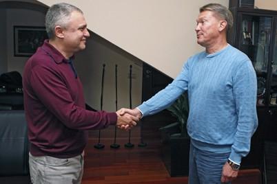 Олег Бохин возвращается в Динамо