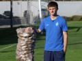 В России среди футбольных болельщиков разыграют мешок картошки