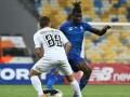 Динамо сыграло вничью с Олимпиком