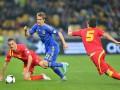 В новом рейтинге FIFA Украина заняла место между Габоном и Гондурасом