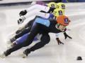 Зимние виды спорта: Скоростной бег на коньках - гонки по кругу