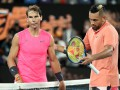 Надаль: Когда Кирьос играет с позитивным настроем, он делает многое для всего тенниса