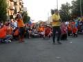 Натурализация. Голландцы исполняют гимн Украины в Харькове