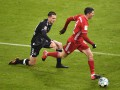 Бавария обыграла Фрайбург в матче чемпионата Германии