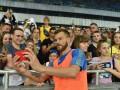 Ярмоленко: Товарищеские матчи не ощущаются спаррингами, поскольку играешь за свою страну