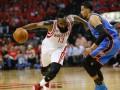 НБА: Хьюстон вышел во второй раунд, Юта повела в серии с Клипперс