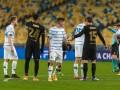 Динамо лишилось теоретических шансов на выход в плей-офф Лиги чемпионов