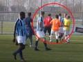 Арбитр из Нидерландов отправил в нокаут голкипера во время матча