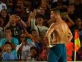 Роналду показал класс на тренировке Реала и поиграл на нервах партнера