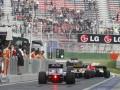 Гран-при Кореи: Хэмилтон побеждает в первой практике, Уэббер – во второй
