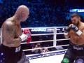 Чагаев сенсационно проиграл бой нокаутом Брауну, потеряв титул  WBA