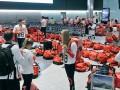 Олимпийские спортсмены Великобритании попали в забавную ситуацию в аэропорту