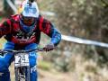 Горная тропа: Видео невероятного спуска на велосипеде