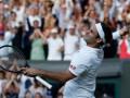 Федерер - рекордсмен Уимблдона по количеству подач навылет