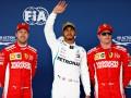 Ф-1: Хэмилтон выиграл квалификацию Гран-при США