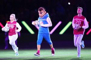 УЕФА представил маскота чемпионата Европы-2020
