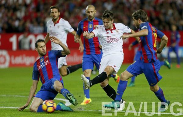 «Барселона»— «Севилья»: прогноз отэкспертов, ставки наматчБК Леон