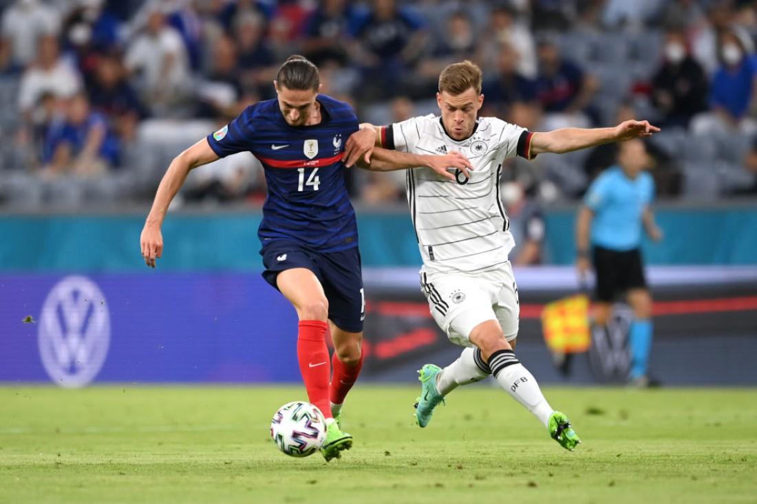 Сборная Франции - сборная Германии